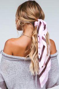 5 formas diferentes de utilizar un pañuelo