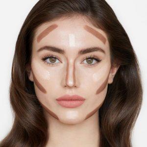 Trucos de maquillaje para un rostro más delgado