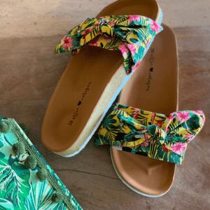 Tendencias de zapatos para el verano