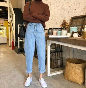 5 tipos de jeans que seran tendencia este 2021