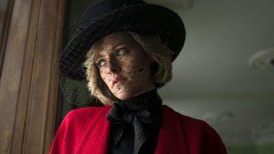 Nueva foto de Kristen Stewart en su papel como la princesa Diana