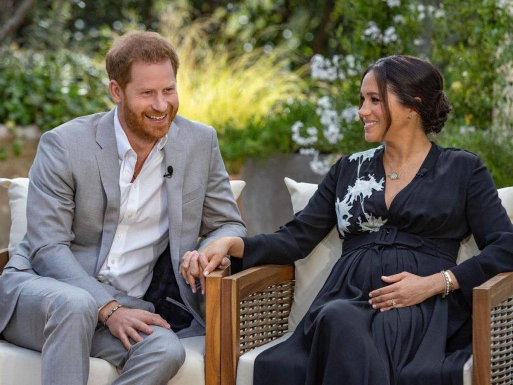 Los momentos mas impresionantes de la entrevista de Harry y Meghan con Oprah