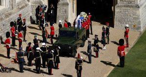 Los detalles del funeral del Príncipe Felipe que impactaron al mundo