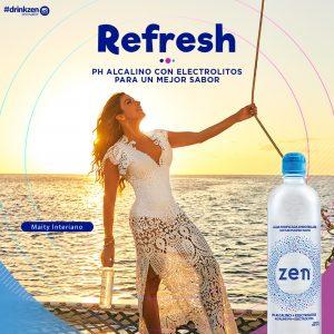 Disfruta una nueva experiencia con ZEN
