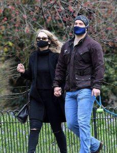 IMAGENES EXCLUSIVAS: Henry Cavill y su nueva novia