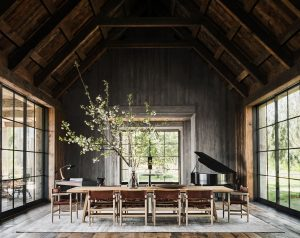 La casa sostenible en L.A. de Mila Kunis y Ashton Kutcher