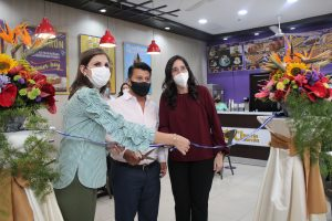 Con un dulce sabor Churrín Churrón abre sus puertas en Metromall