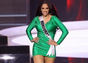Conoce a Cecilia Rossell la Miss Honduras que nos representó en Miss Universo