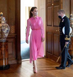 Los mejores looks de Kate Middleton en su gira por Escocia