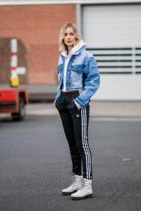 Looks con denim jackets