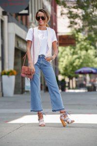 Jeans que estilizan tu figura y no deben faltar en tu armario