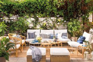 Tendencias para decorar terrazas