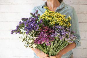 La mejores flores secas para el interior de tu casa