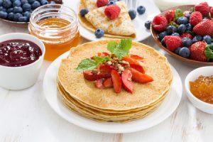 Desayunos saludables para empezar el día con energías