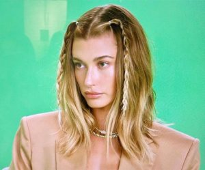 """""""Baby braids"""" el peinado fácil que está de moda"""