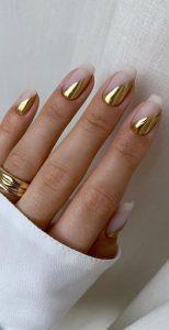 Tendencias de manicure elegante