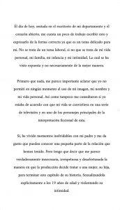 """La respuesta de Michelle Salas a """"Luis Miguel, La Serie"""""""