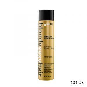 Shampoos para evitar que el rubio se vuelva anaranjado