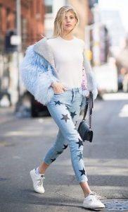 Trend alert! Jeans estampados
