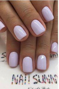 Manicure que favorecen a las uñas cortas
