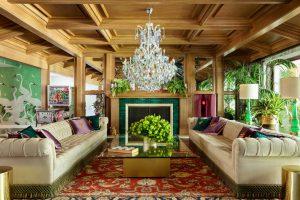 La espectacular casa de Cara Delevingne en L.A.