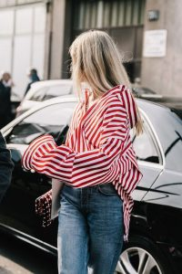 5 maneras de usar una camisa oversize