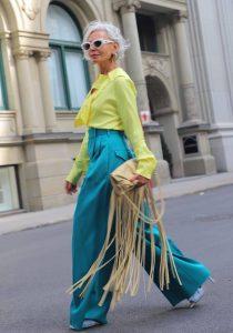 Inspiración de looks para mujeres de 50+