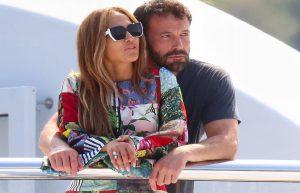 Fotos: Así celebró Jennifer Lopez su cumpleaños acompañada de Ben Affleck