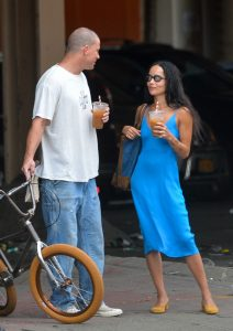 La pareja del momento: Channing Tatum y Zoë Kravitz