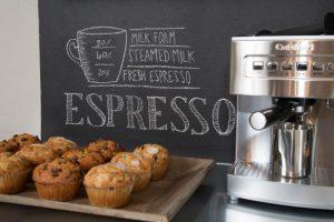 Cómo hacer un coffee stand para tus invitados en casa