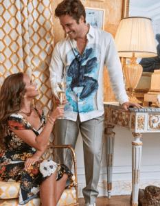 La aventura de Diego Boneta y Renata Notni en Francia