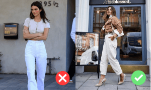 3 colores de jeans que ya no están de moda esta temporada