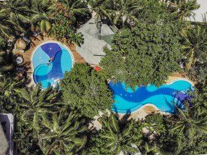 Paradise Beach Hotel: Un Paraíso en West Bay Beach