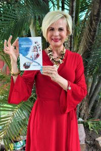 Como un aporte a la sociedad Patricia Arias lanzó su Breviario Digital: Huellas de una Escritora con Propósito