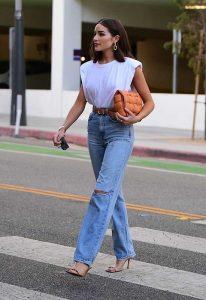 Los jeans en tendencia que te harán ver elegante