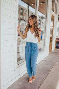 Pantalones que te harán ver elegante siempre