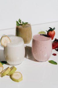 3 recetas de smoothies con frutas