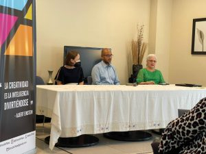 Conferencia de prensa del proyecto expositivo El Merendón