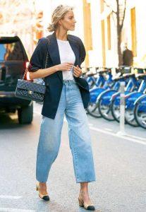 Los jeans que puedes utilizar para ir a la oficina