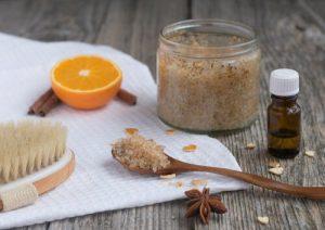 Exfoliantes para tu piel que puedes hacer en casa