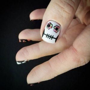 Las tendencias de uñas para Halloween